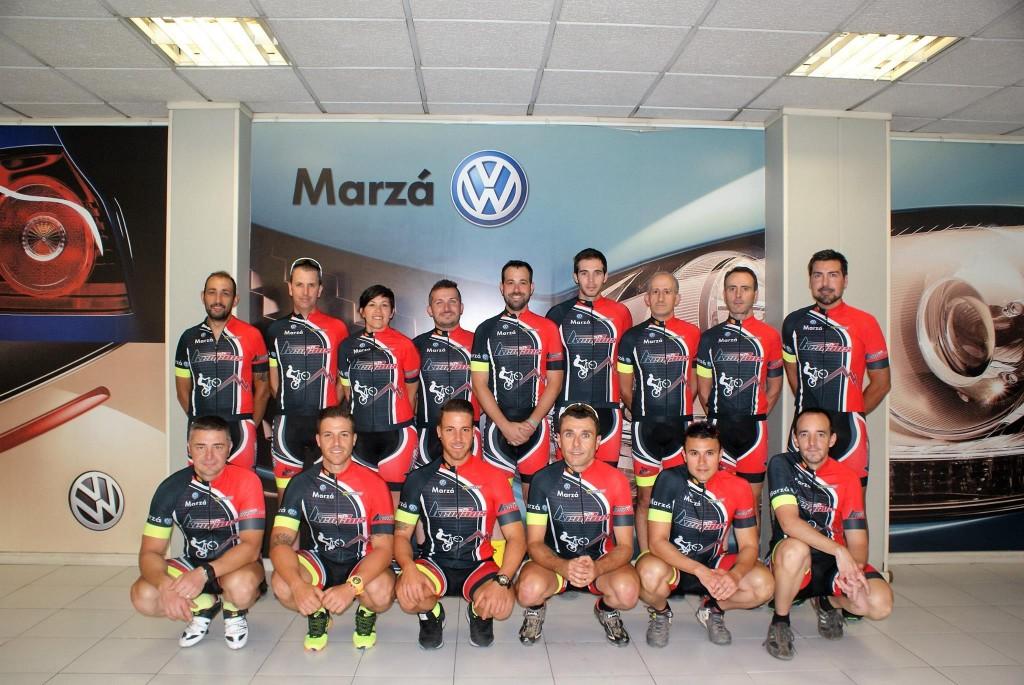 Marzá Volkswagen con el Ciclismo en Castellón