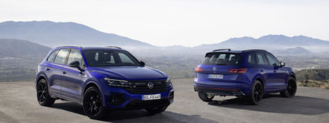 ¡Llega al mercado el nuevo Volkswagen Touareg R 2020! Un híbrido enchufable con 462 CV de potencia.