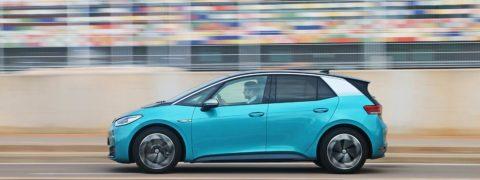 ¡Recorremos Castellón con el nuevo Volkswagen ID.3 de Marzá!