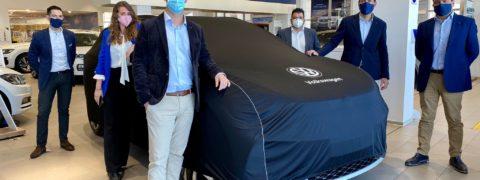¿Fan de Volkswagen? ¡Ven a visitar el nuevo ID.4 100% eléctrico!