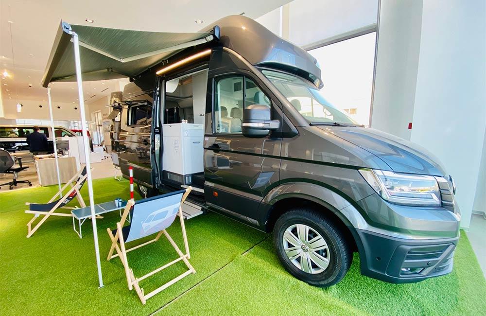 ¿Qué puedes hacer con la nueva Volkswagen Grand California?
